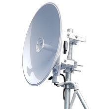 Ubiquiti wireless point to point dish